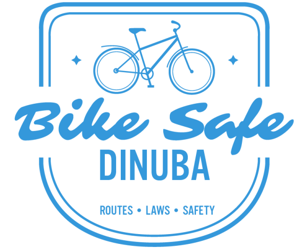 Bike Safe Dinuba Logo